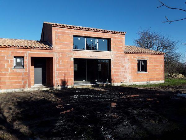 Construction maison individuelle Castelnaudary